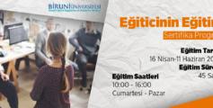 Egiticinin-Egitimi